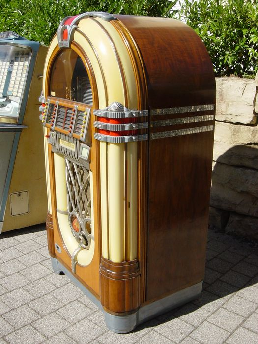 Jukebox lu - Wurlitzer 1015