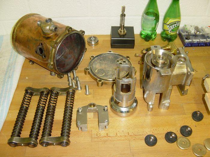 la san marco espresso machine parts